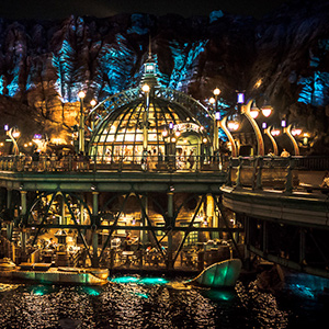 Journey 2 The Mysterious Island Nautilus
