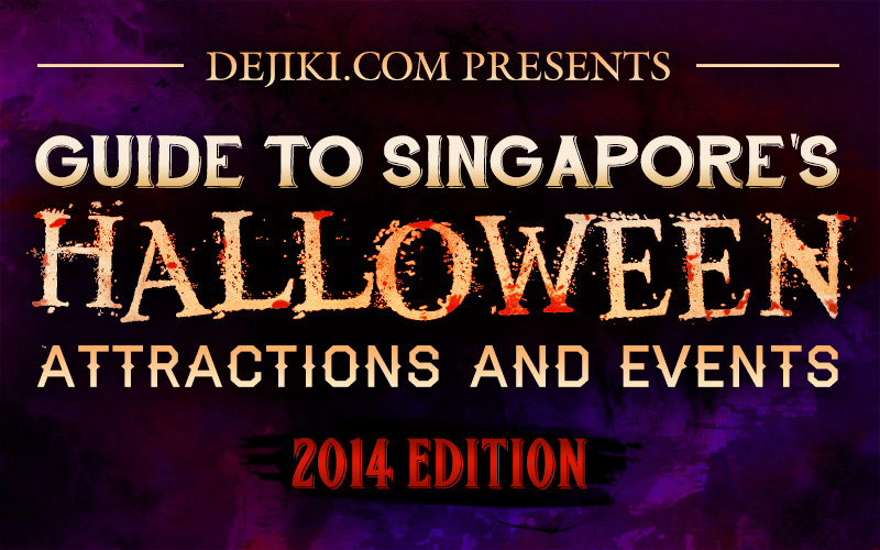 Ultimate Guide to Singapore's Halloween Attractions and Events