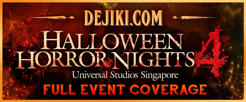 Halloween Horror Nights 4 - Full Event Coverage