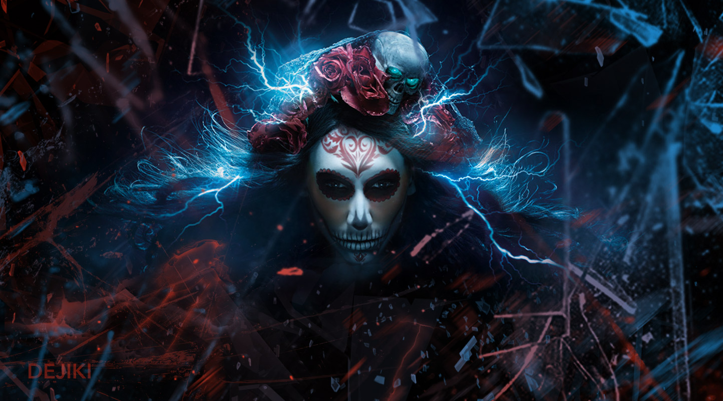 HHN6 Halloween Horror Nights 6 Lady Death revealed