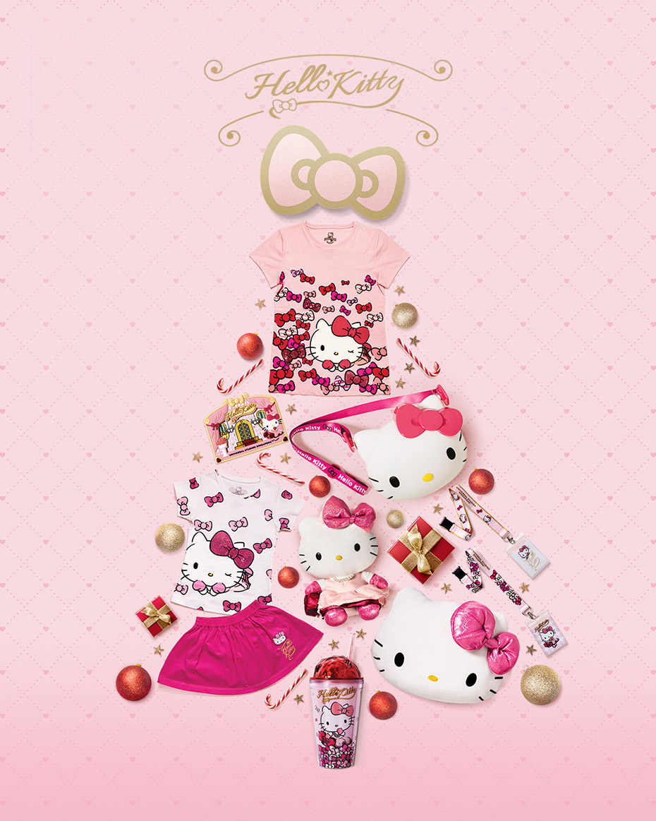 USS Hello Kitty Souvenir Merchandise Product Lineup Preview
