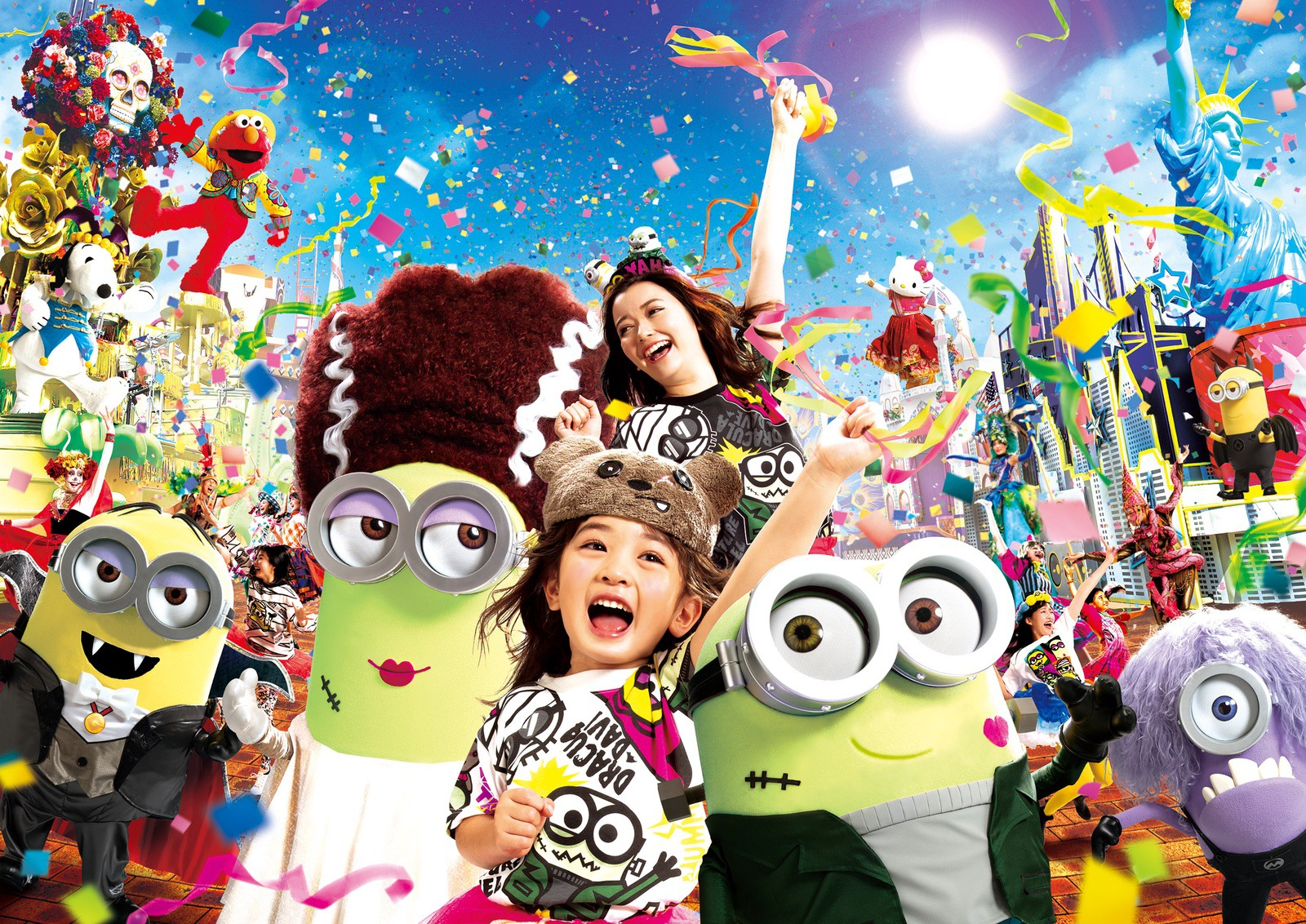 Universal Studios Japan Halloween 2018 Lineup Revealed – Family Friendly Kowa Kawa Halloween