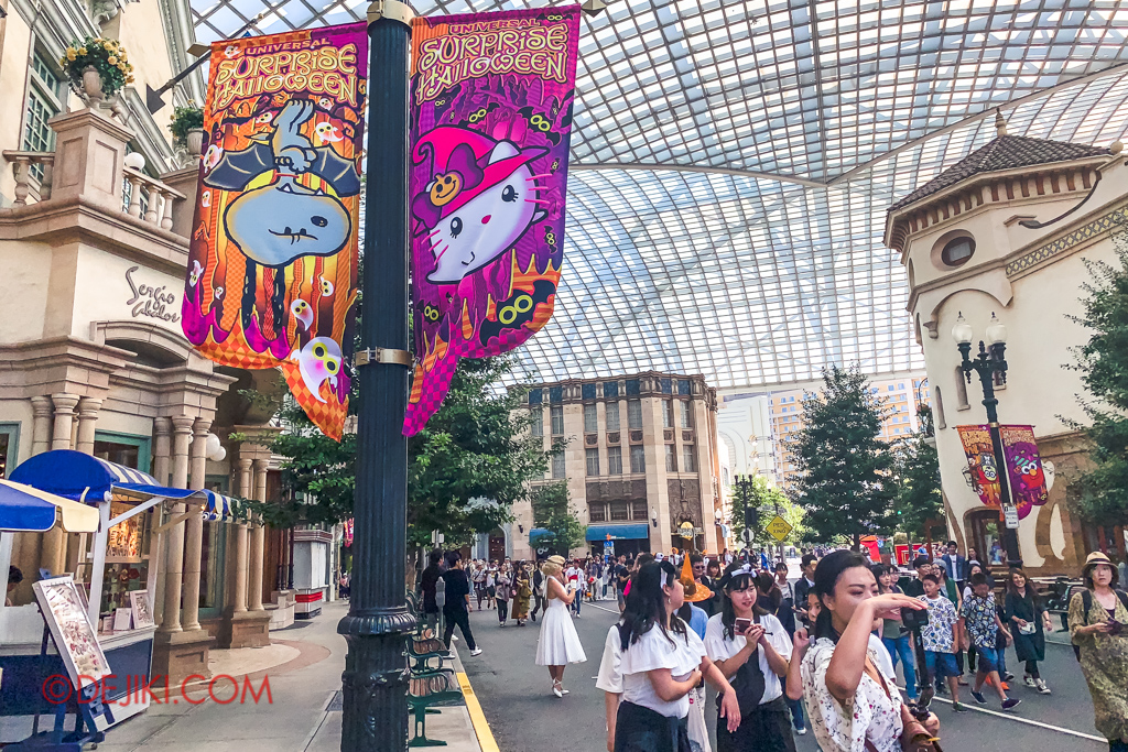 Universal Studios Japan Surprise Halloween Horror Nights 2018 - Kowa Kowa Halloween