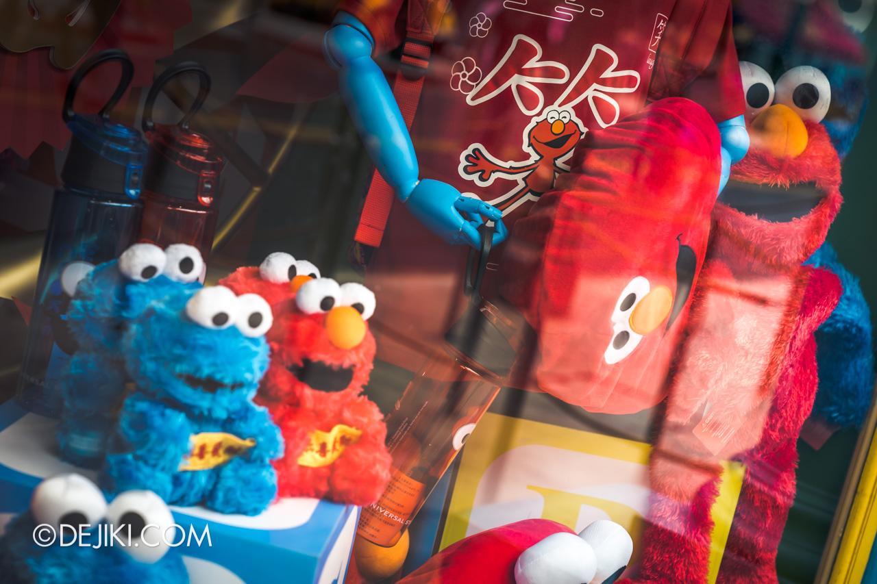 Universal Studios Singapore - Chinese New Year 2019 Sesame Street new merchandise 2