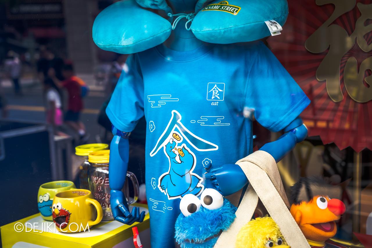Universal Studios Singapore - Chinese New Year 2019 Sesame Street new merchandise