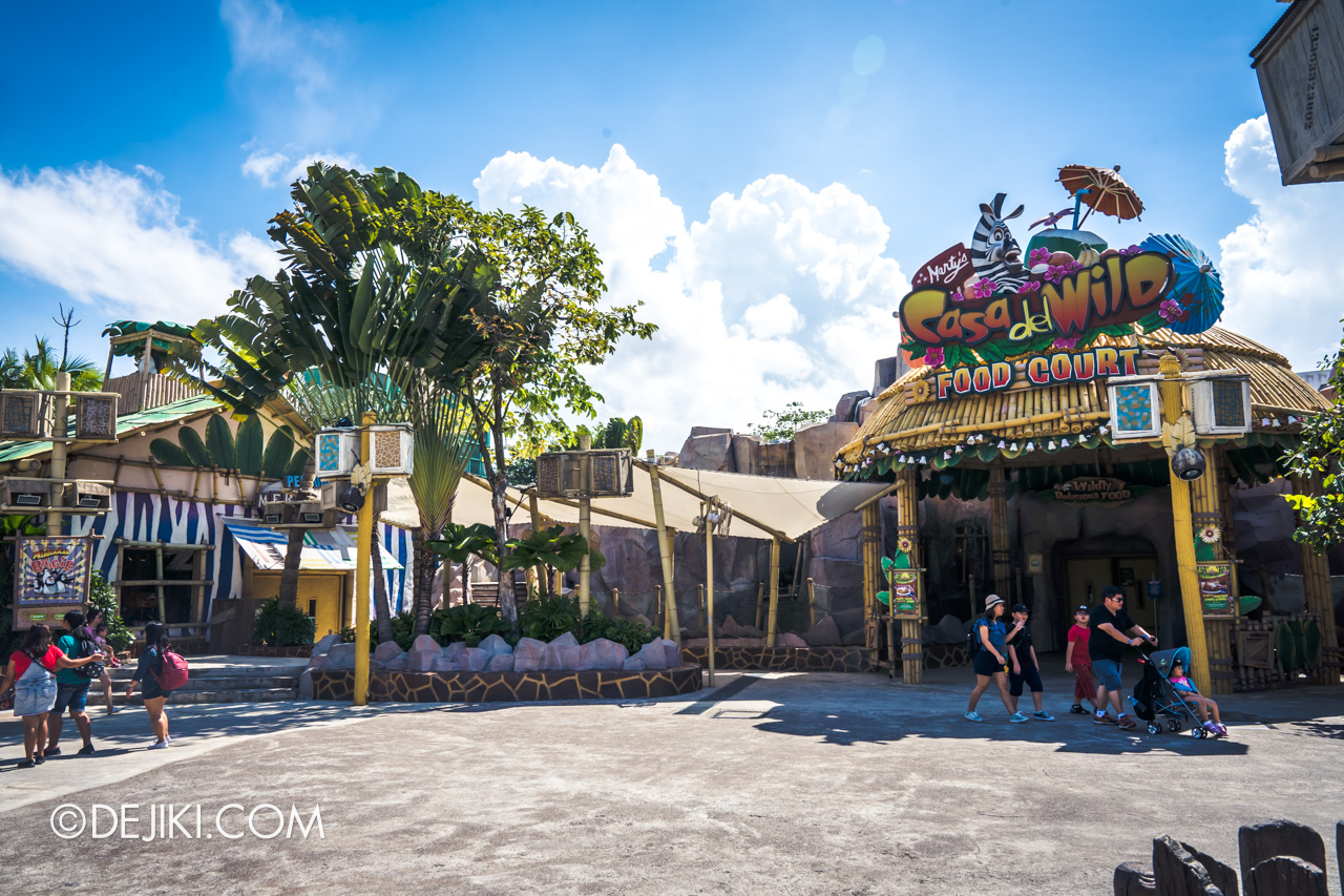 Universal Studios Singapore expansion Minion Park Minion Mayhem ride entrance