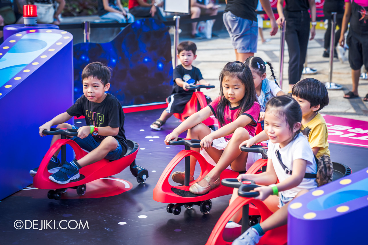 Gardens by the Bay - Disney Toy Story 4 Children's Festival 2019 - Buzz Lightyear Star Adventurer children 1