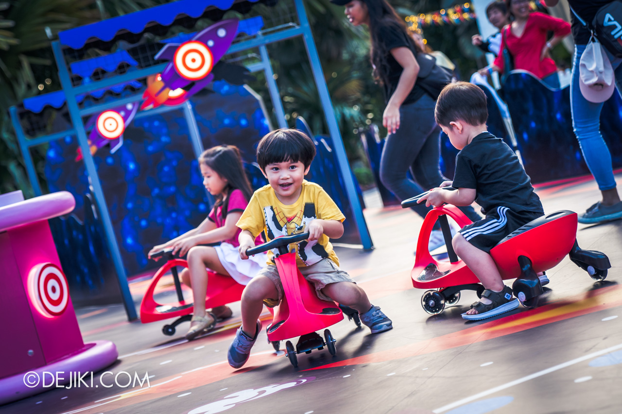 Gardens by the Bay - Disney Toy Story 4 Children's Festival 2019 - Buzz Lightyear Star Adventurer children 2