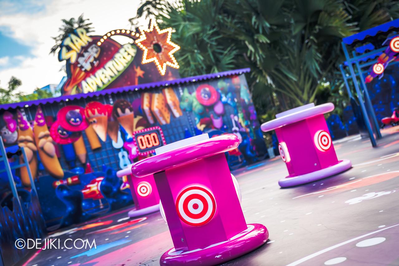 Gardens by the Bay - Disney Toy Story 4 Children's Festival 2019 - Buzz Lightyear Star Adventurer overview