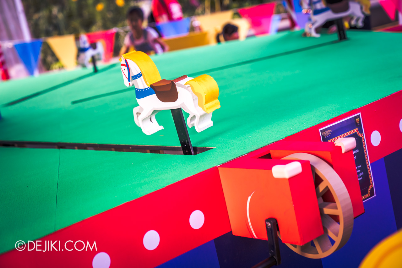 Gardens by the Bay - Disney Toy Story 4 Children's Festival 2019 - Carnival Games Bullseye Rescue