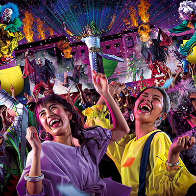 Universal Studios Japan Halloween 2019 Lineup and Event Guide