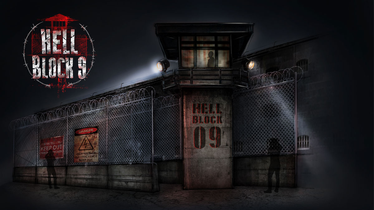 USS Halloween Horror Nights 9 - Hell Block 9