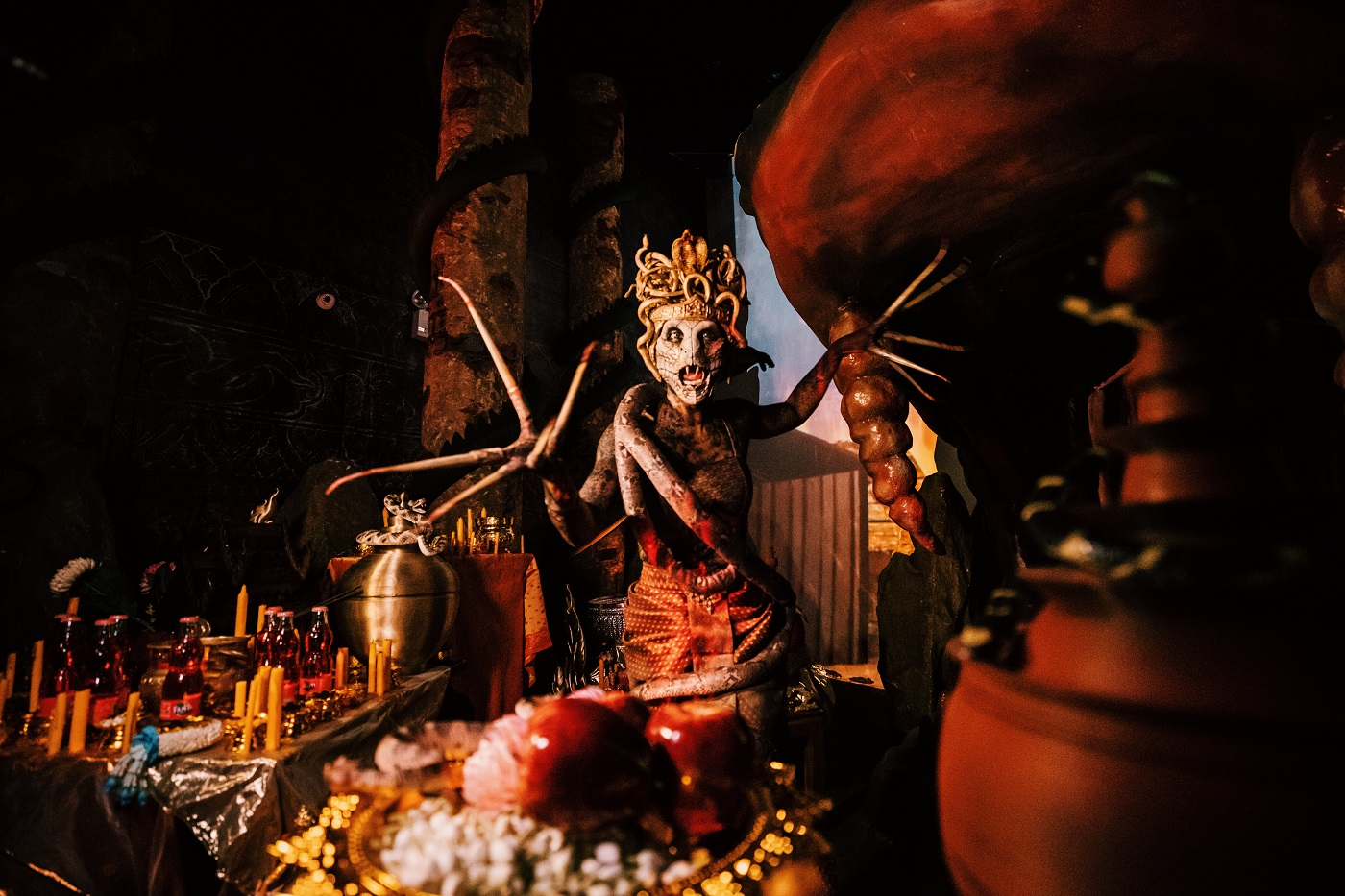 USS Halloween Horror Nights 9 Curse of the Naga preview Serpentine Spirit