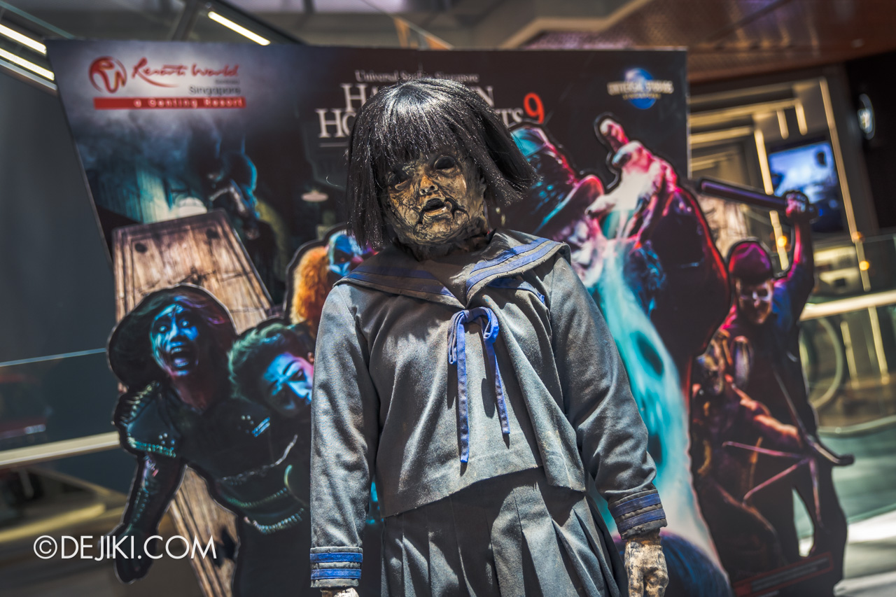 USS Halloween Horror Nights 9 Roadshows Yumi 2
