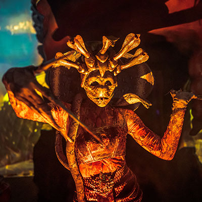 USS Halloween Horror Nights 9 Mega Review Curse of the Naga sq