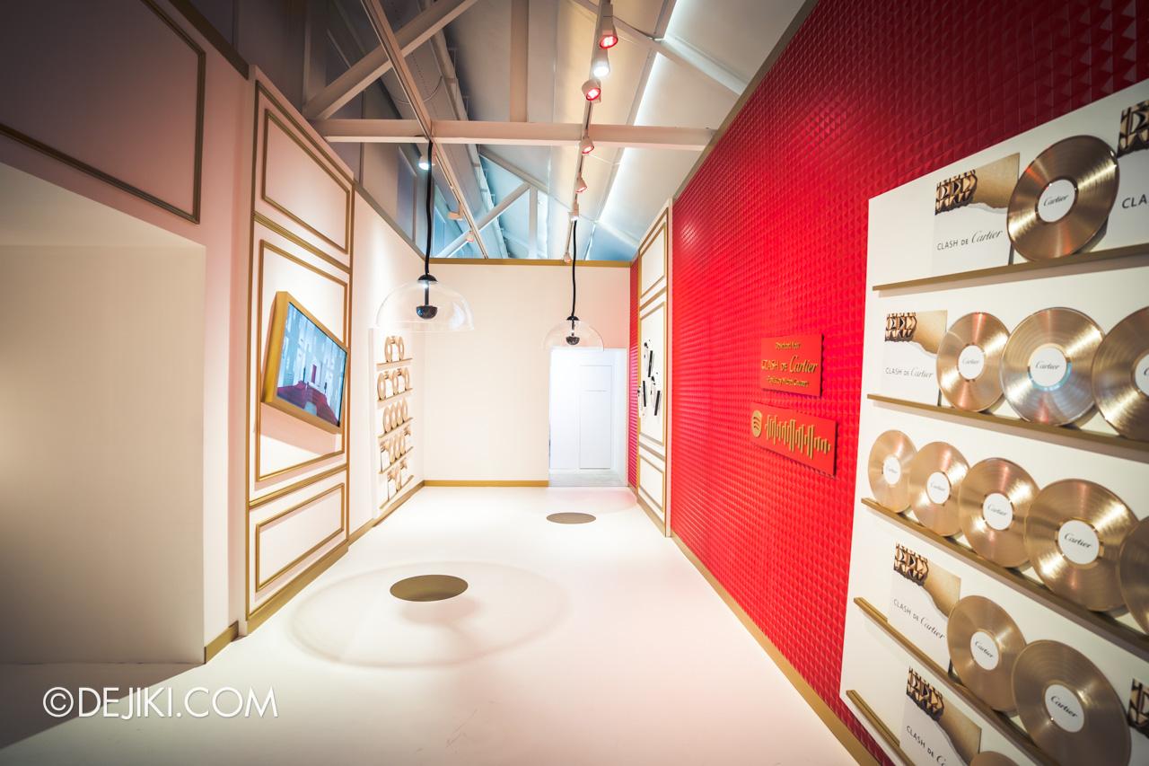 Clash de Cartier Studio Singapore Record Store overview