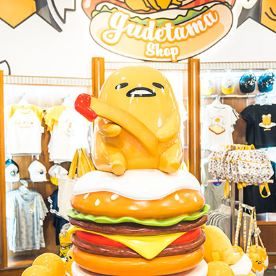 USS Park Update Nov 2019 Gudetama shop sq