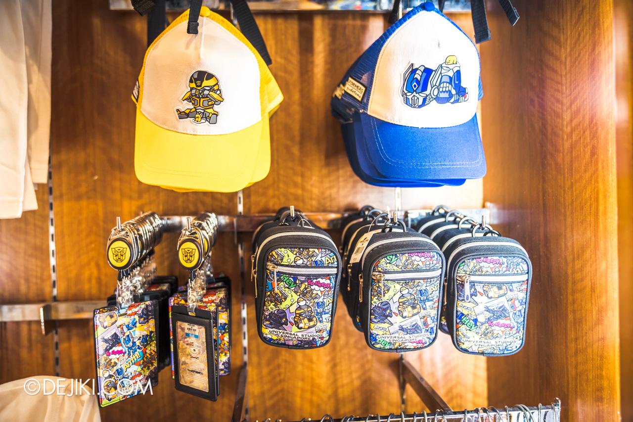 Universal Studios Singapore Park Update November 2019 Park Merchandise Store Update Gudetama Shop Transformers merchandise