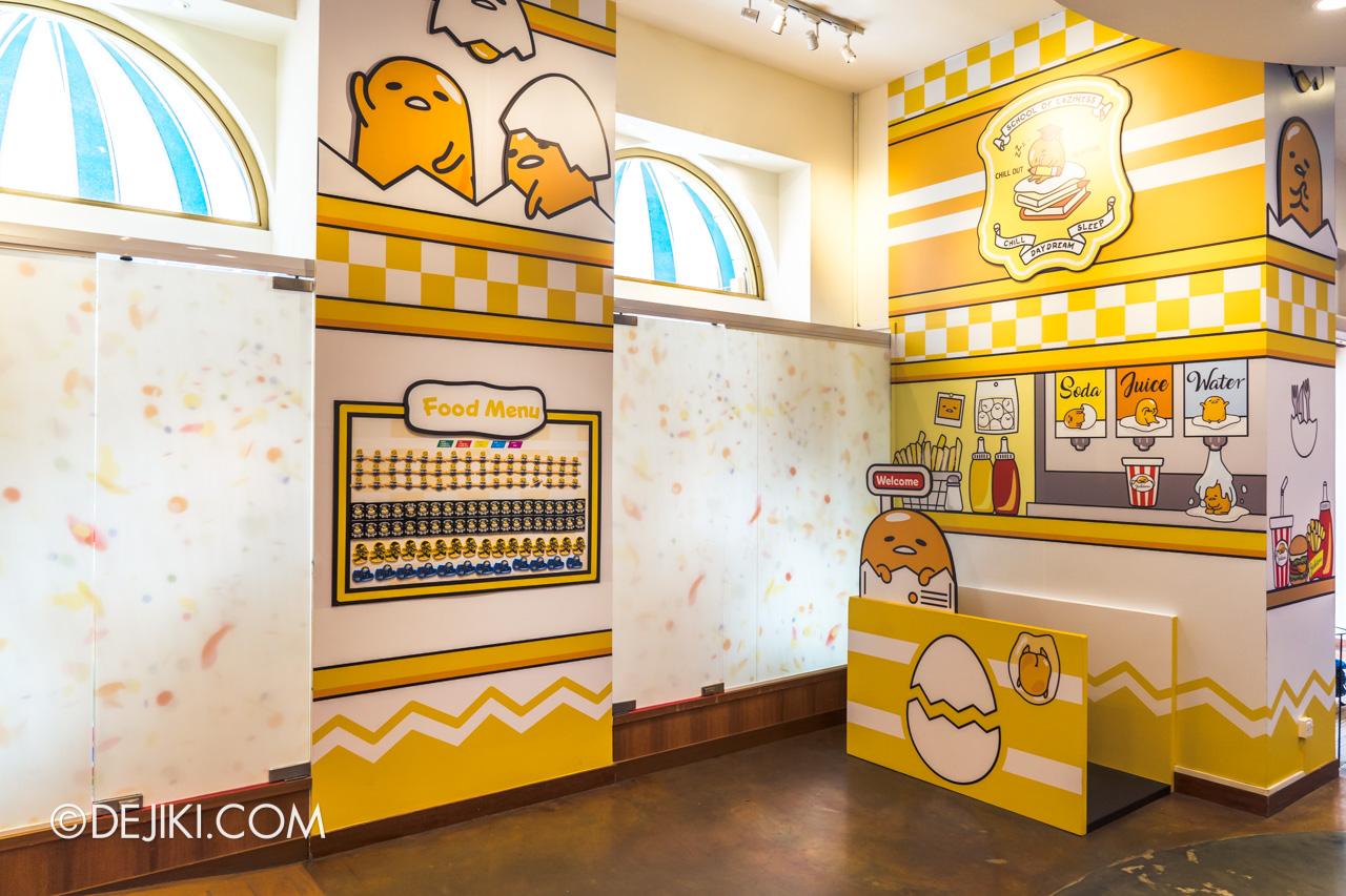 Universal Studios Singapore Park Update November 2019 Park Merchandise Store Update Gudetama photo spots