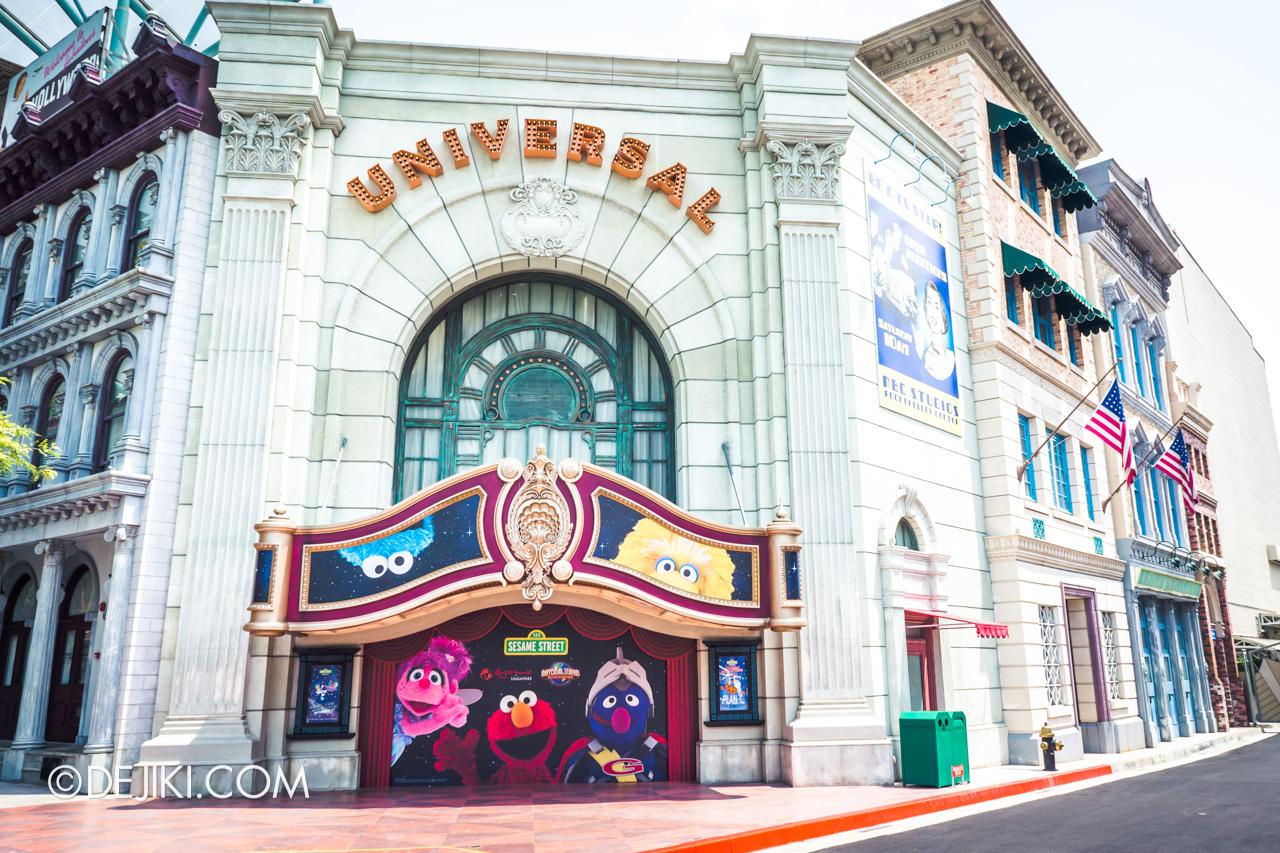 Universal Studios Singapore 10th Anniversary Flashback New York June 2012