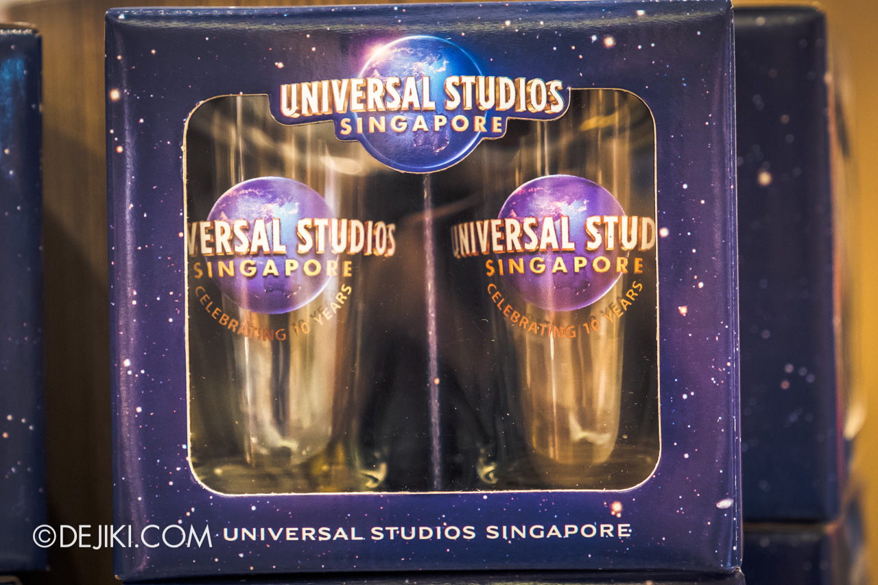 Universal Studios Singapore Park Update July 2020 Reopening 10th Anniversary Glass 2