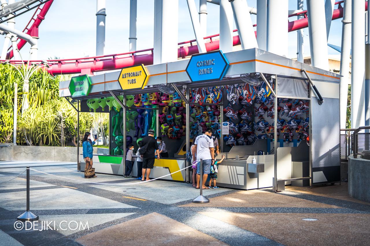 Universal Studios Singapore Park Update Sept 2020 Sci Fi City Carnival