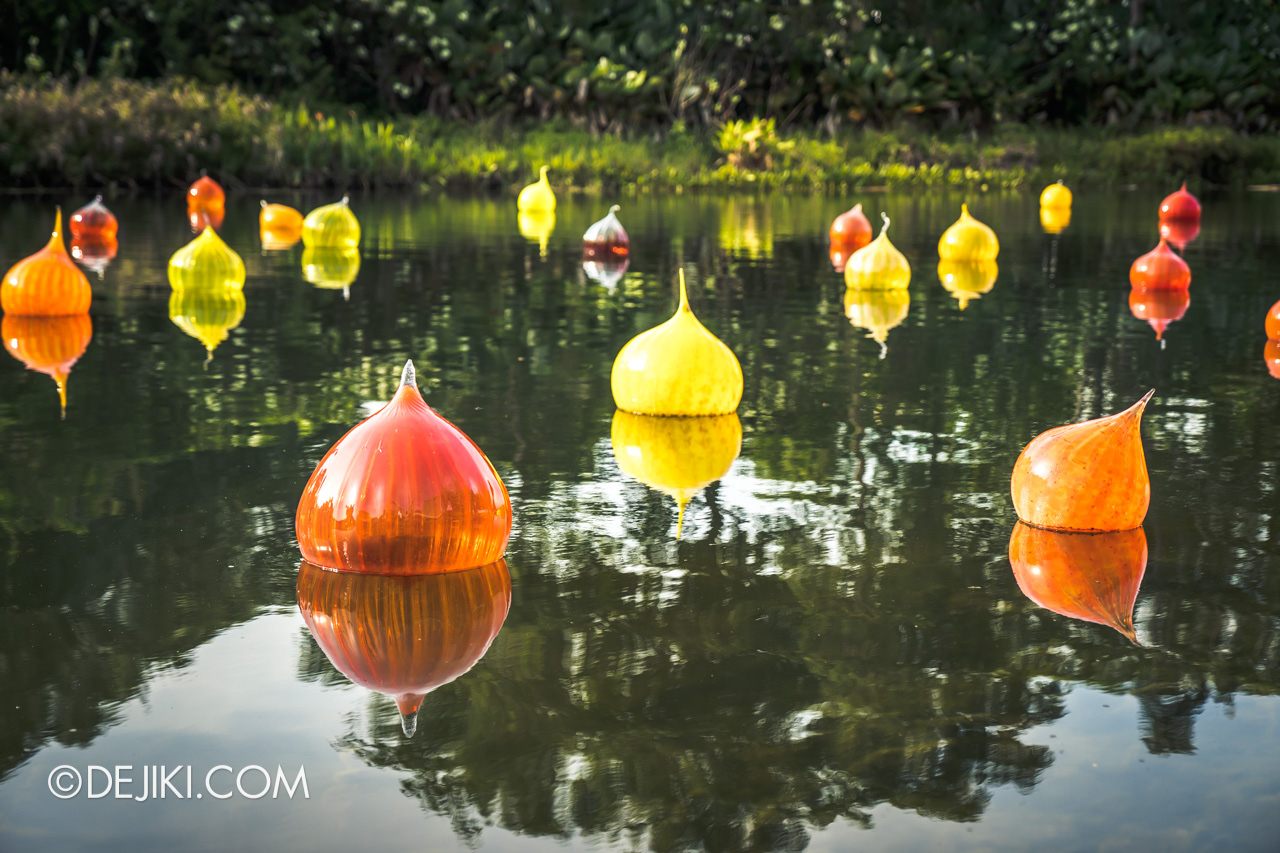 Gardens by the Bay Chihuly in Bloom Outdoor Free Walla Wallas